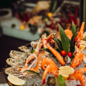 Fruits de mer Aix-les-Bains